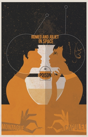 Romeo and Juliet In Space