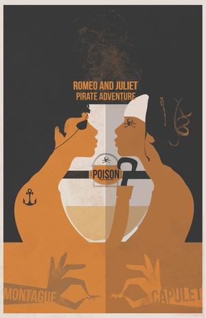Romeo and Juliet's Pirate Adventure