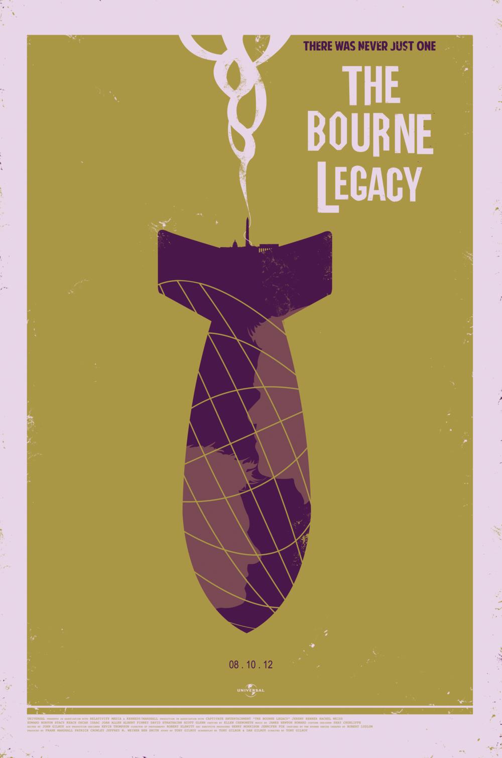 Shortlist: Bourne Legacy