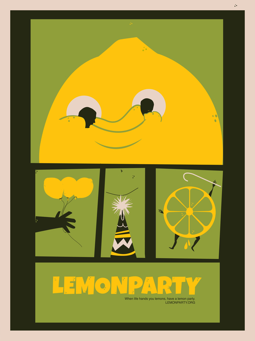 Memes- Lemon Party