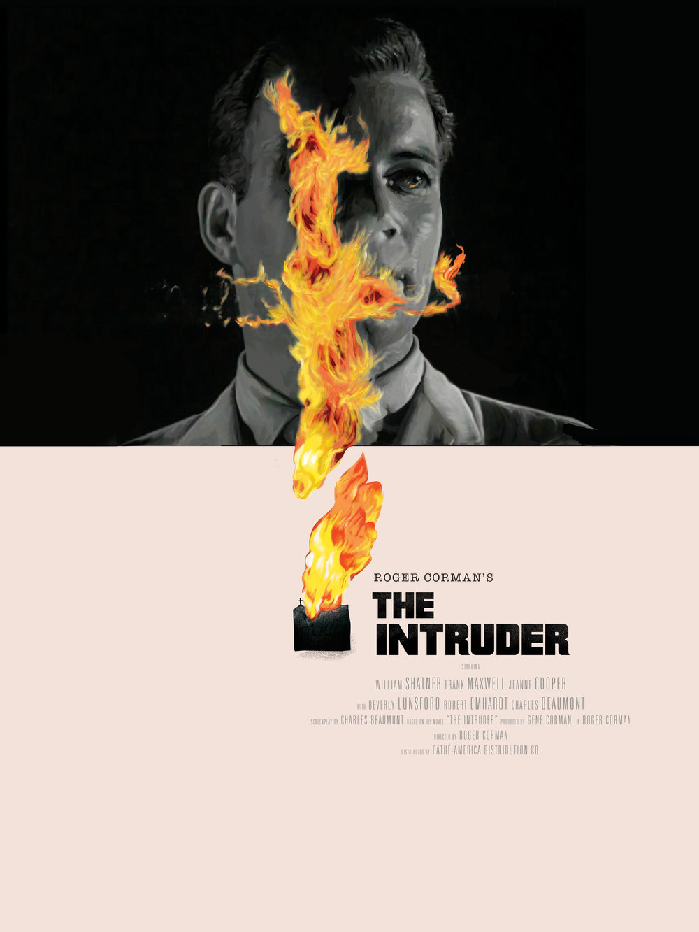 "The Intruder Giclee on Archival 18"" by 24"" Signed & Numbered"