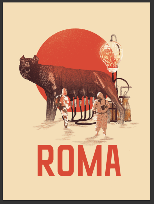 romulus remus the founding of rome fro design company