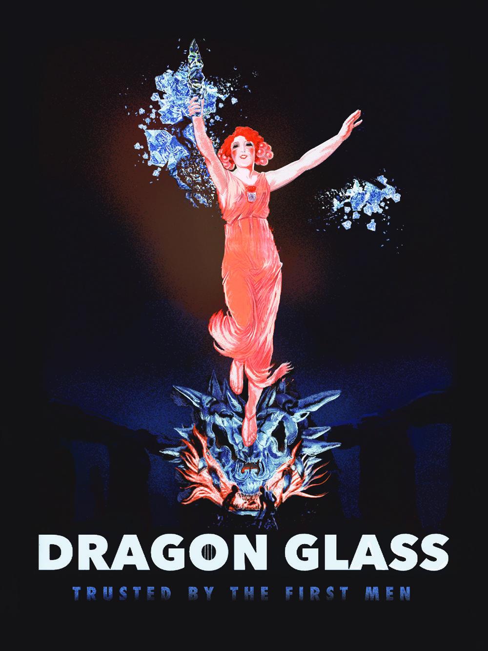 Dragon Glass $50
