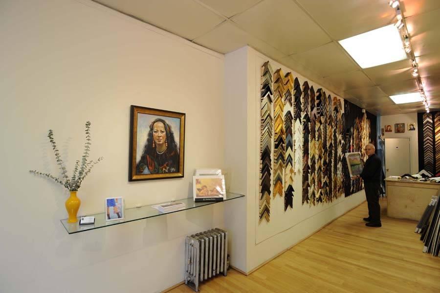 Jadite Galleries Selling Custom Framing NYC