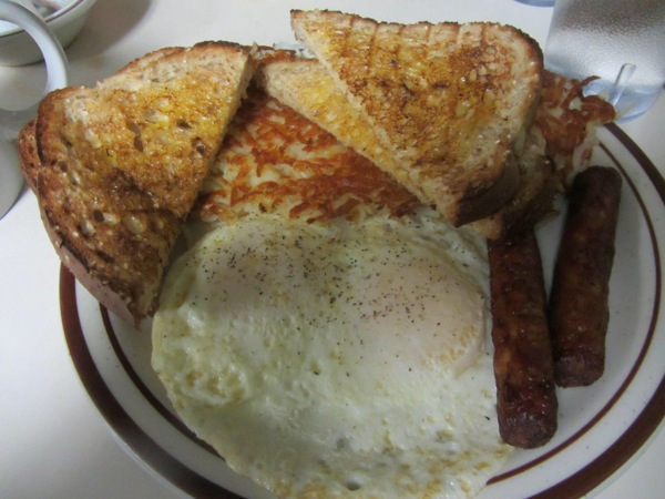 Waveland Breakfast Special