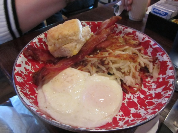 Jethro's Granny Breakfast
