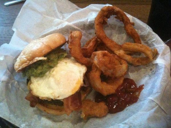 Zombie Burger