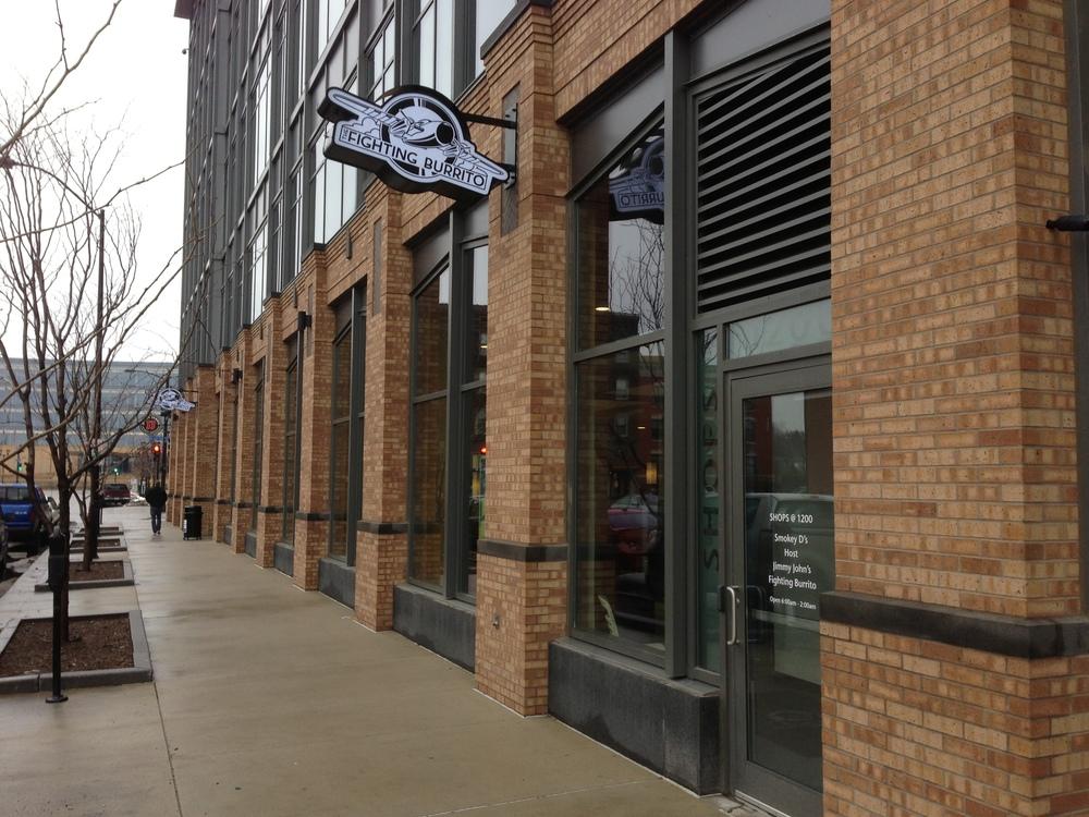 The Fighting Burrito -309 13th St. - Des Moines, IA 50309 -(515) 288-4144