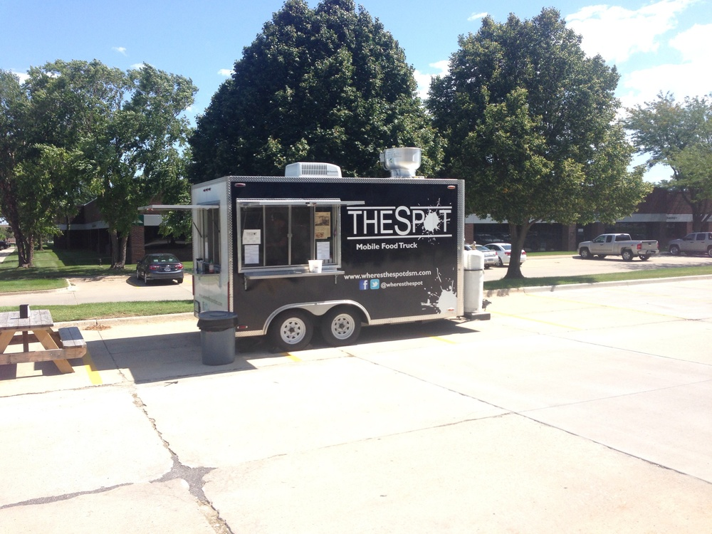 11am - 2pm - Aurora Business Park - 11122 Aurora Ave, Urbandale 50266 -  @wheresthespot