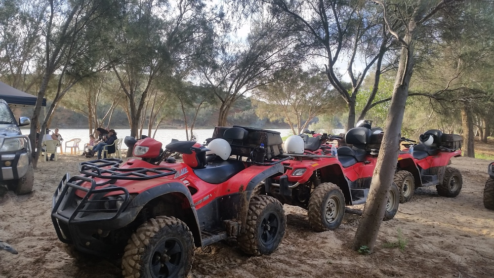 Billy Tea Adventure by the Murchison River with Kalbarri Quadbike Safaris