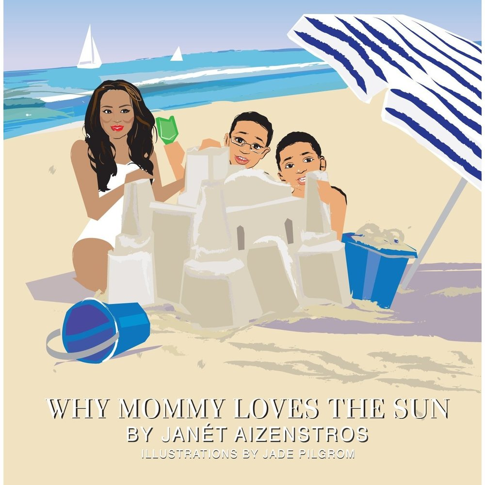 Why Mommy Loves The Sun - images for the book.jpg