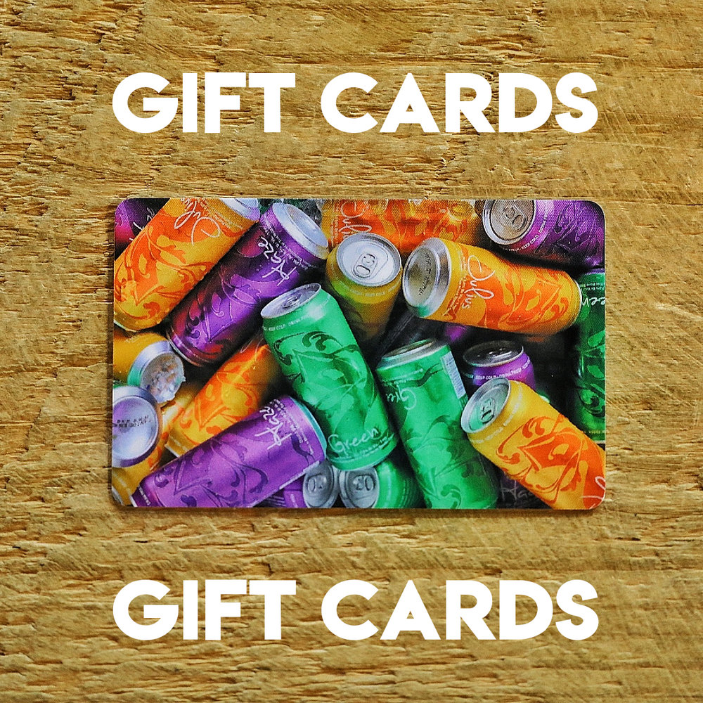 Gift Card Tree House Brewing Co