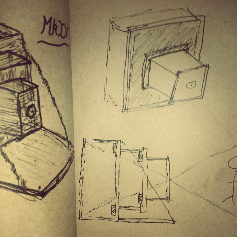 Designs for the expandable front section.