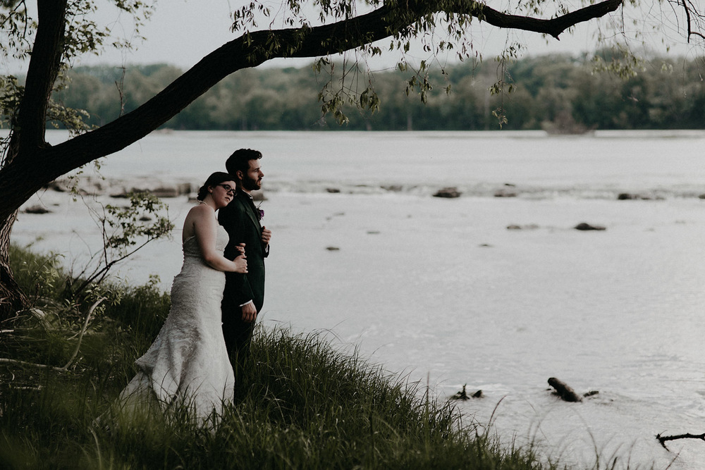 maumee river wedding