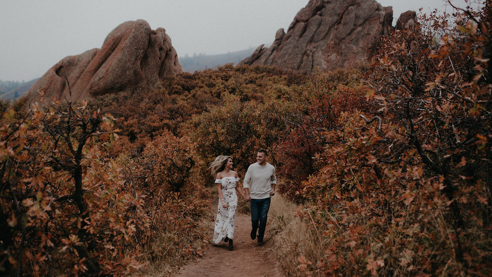 roxbourough state park engagement