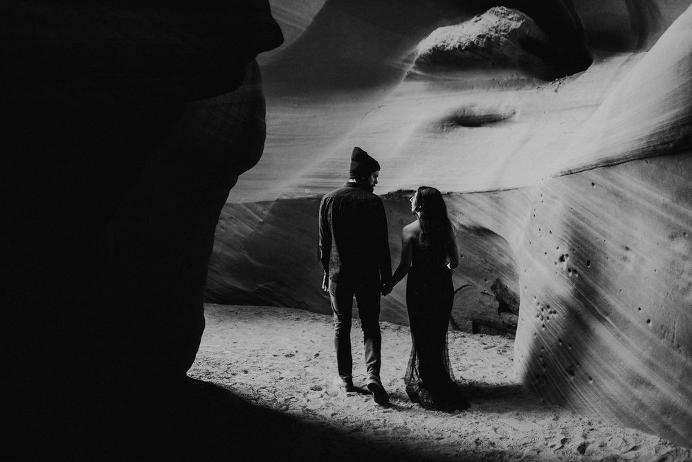 antelope canyon engagement