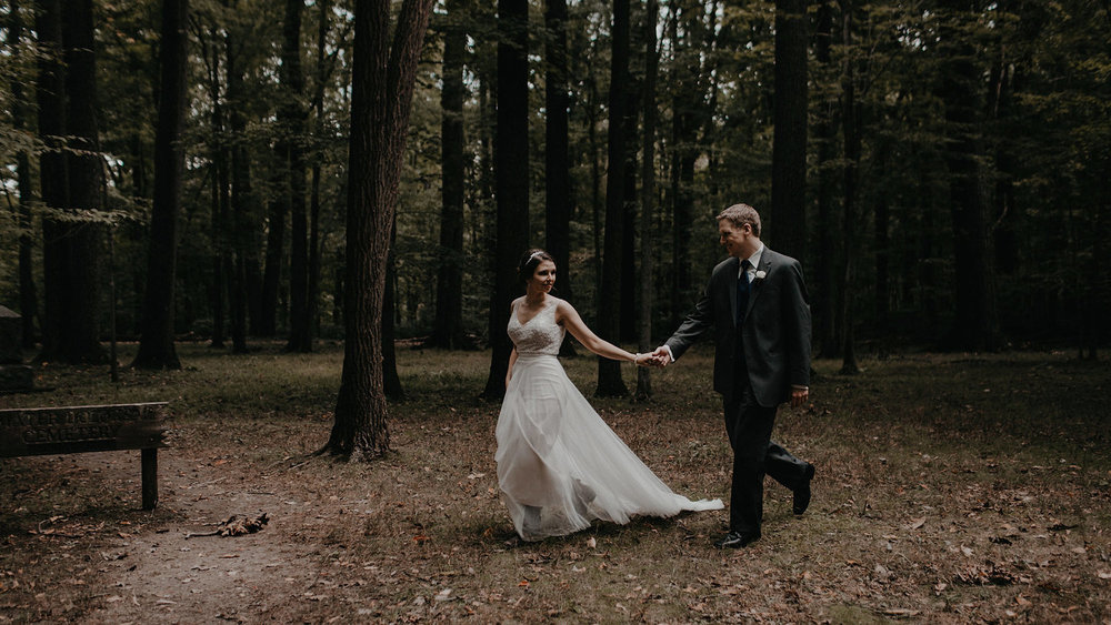 cuyahoga valley national park wedding