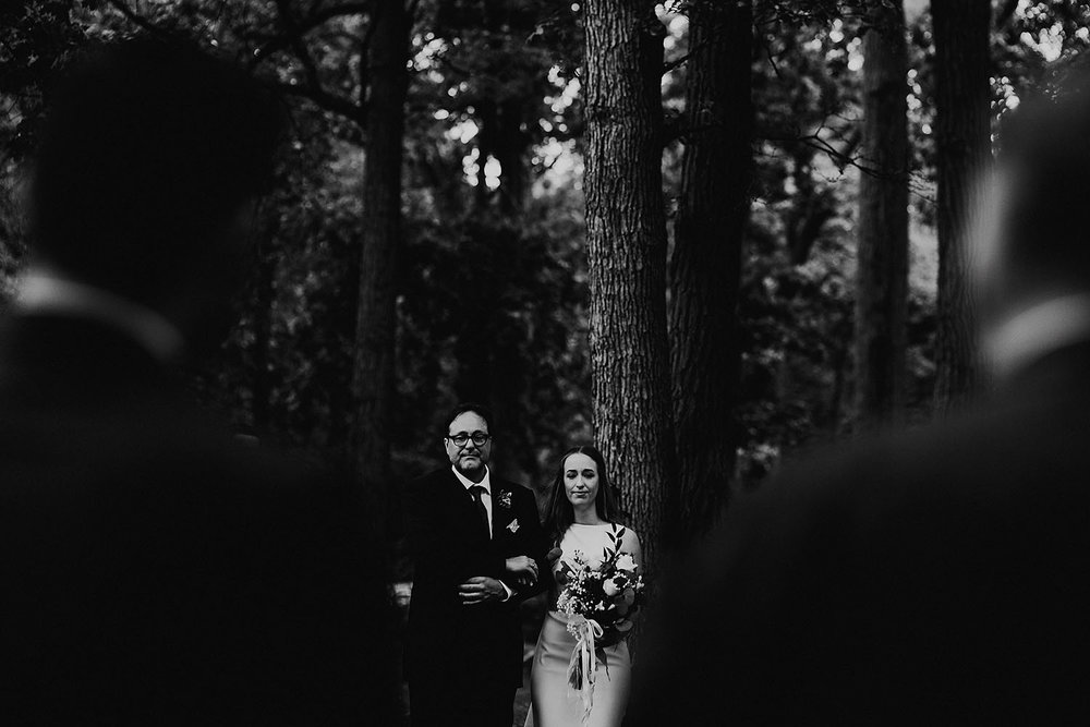 Laura + Michael - Lake Nordman, MI