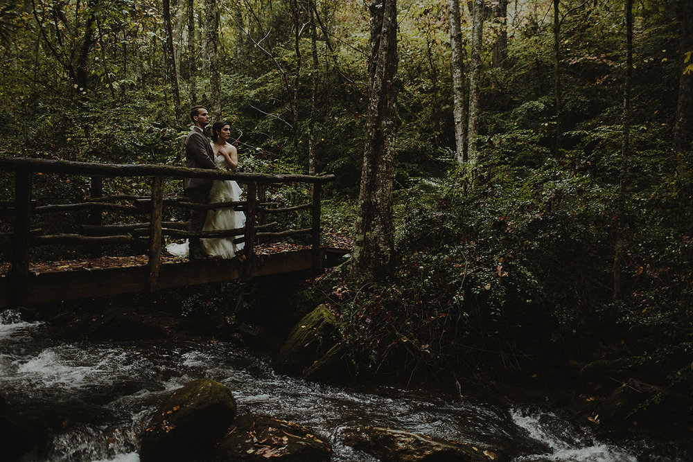 Madison + Ben - Asheville, NC