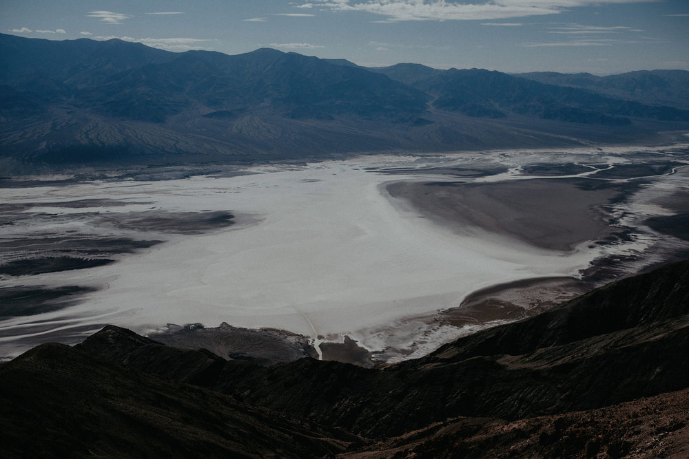 death valley adventure elopement wedding photographer national park desert mountains salt flat