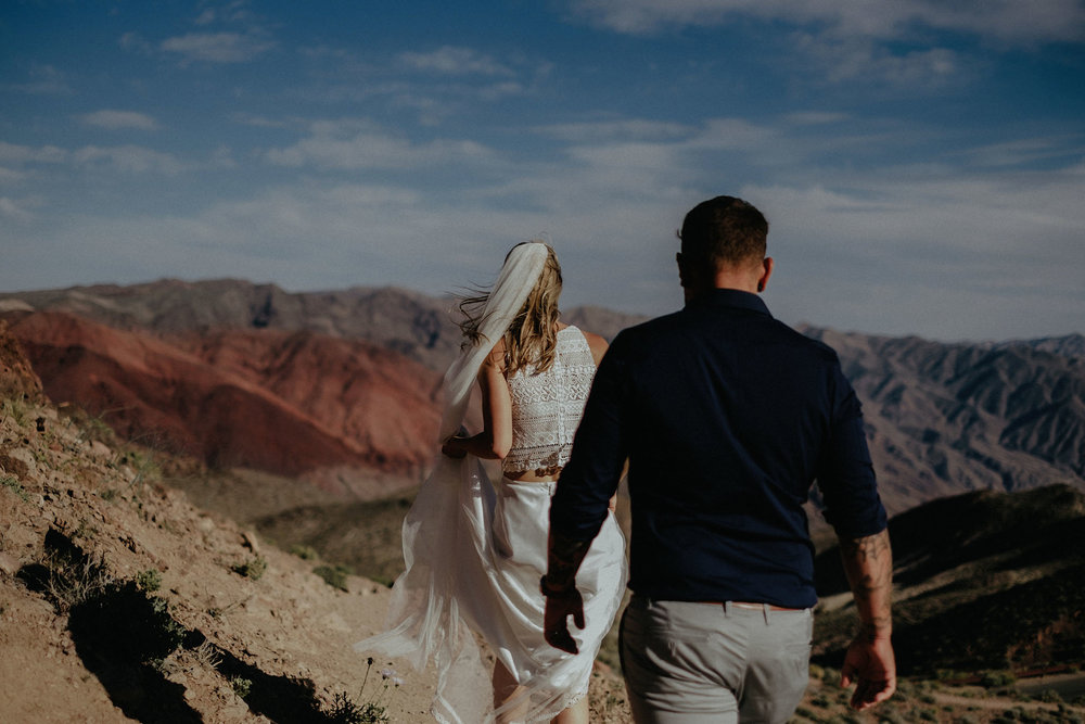 death valley adventure elopement wedding photographer national park couple portrait photo