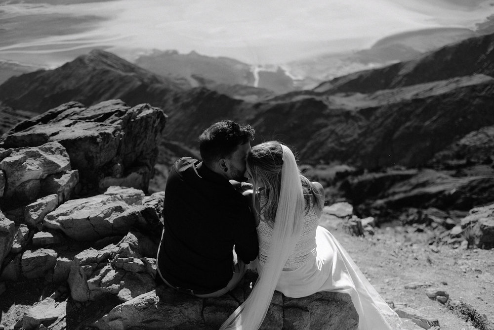 Kate & Matt - Death Valley, CA elopement