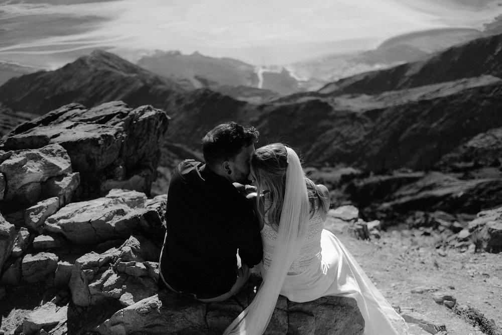 Kate & Matt - Death Valley, CA