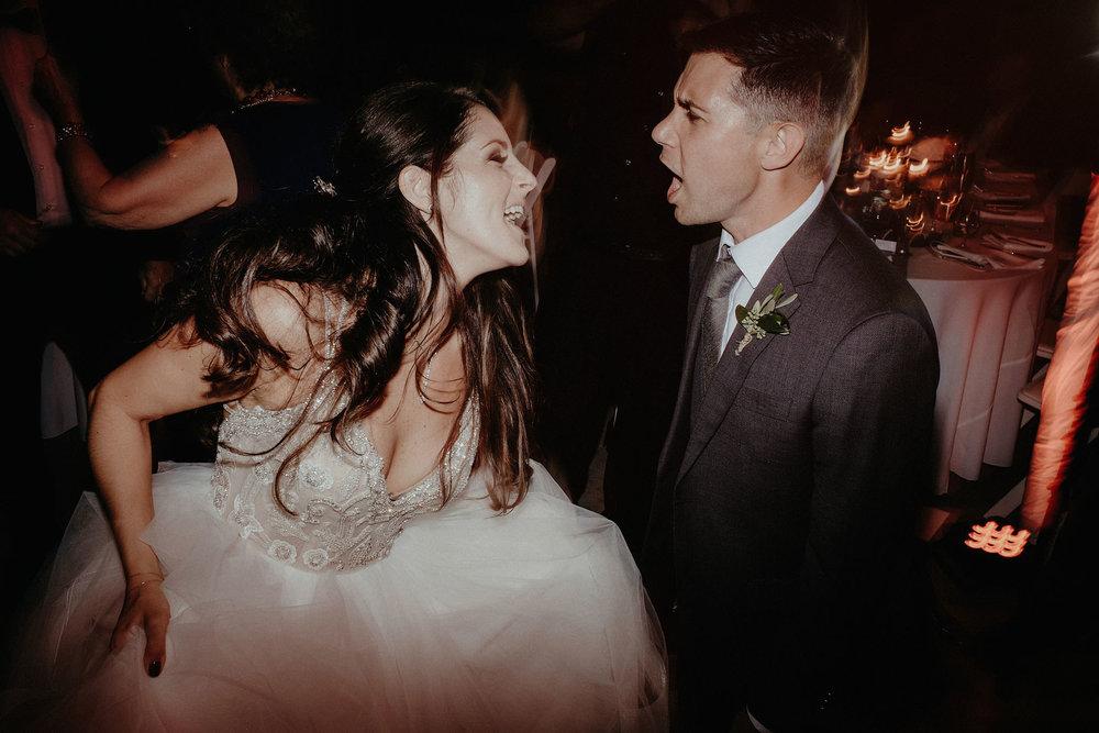 andover new jersey crossed keys estate adventure wedding photographer reception dancing bride groom singing