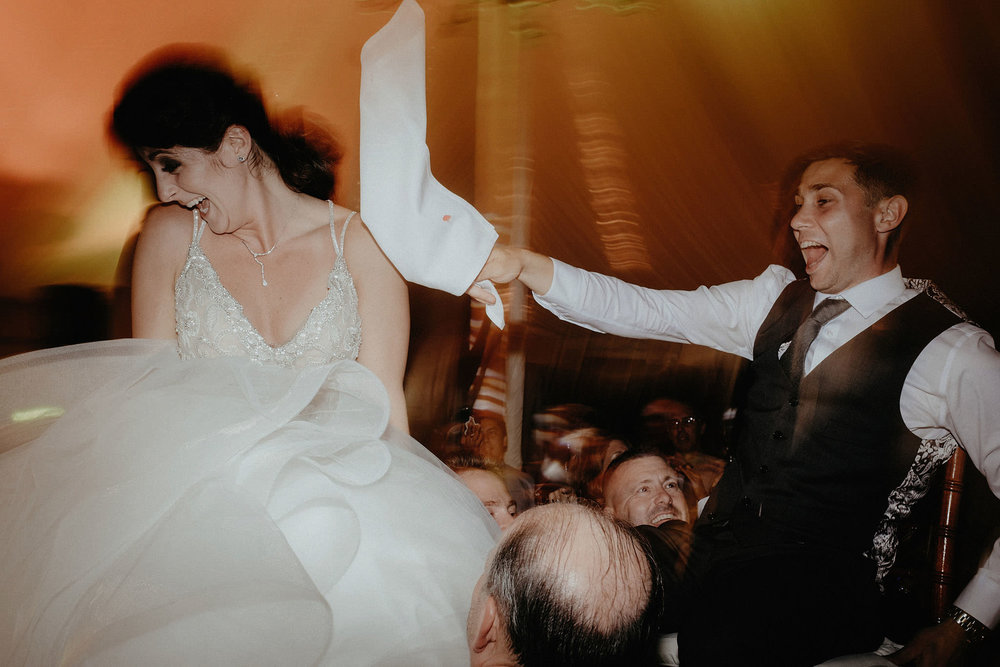 andover new jersey crossed keys estate adventure wedding photographer reception dancing