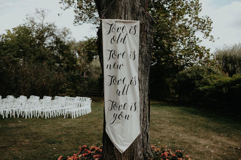 andover new jersey crossed keys estate adventure wedding photographer ceremony banner