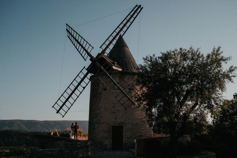 Des & Mitch - Provence, France Elopement
