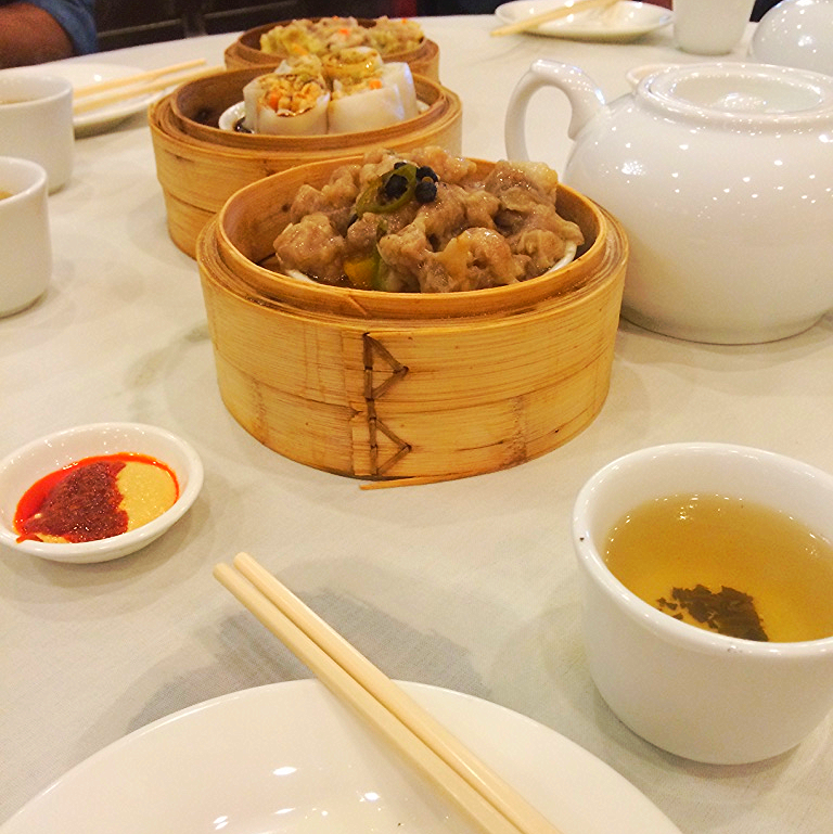 Dim sum magic in Brooklyn's Chinatown.