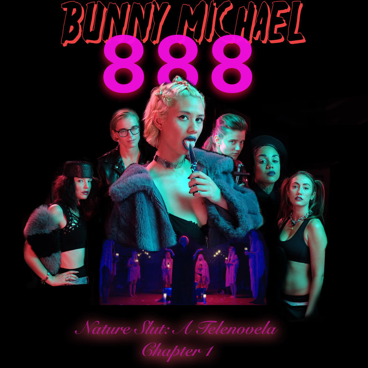 producing music for an upcoming bunny michael release. first track and video by alli coates here:  https://thump.vice.com/en_us/video/bunny-michael-888-video-watch