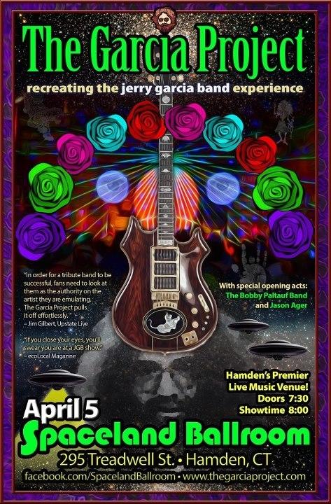 April 5, 2013 - Spaceland Ballroom - Hamden, CT