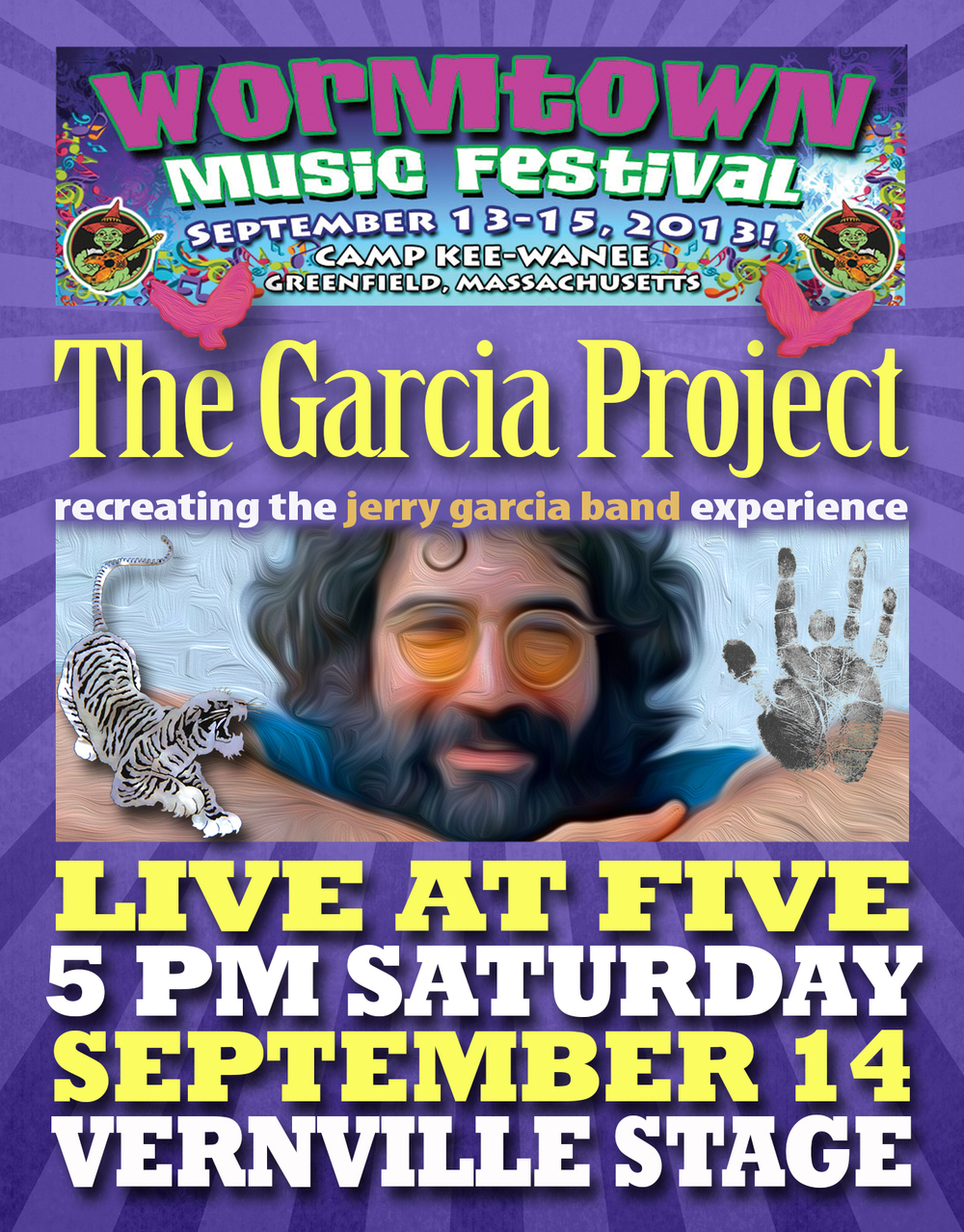 The Garcia Project at Wormtown