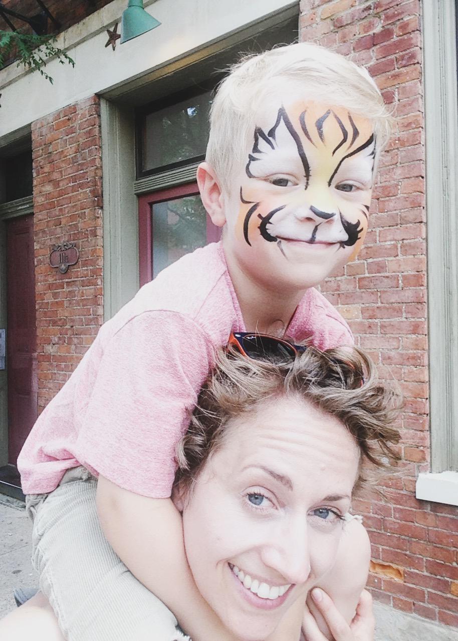 me and the bubs. #motherhoodisawesome