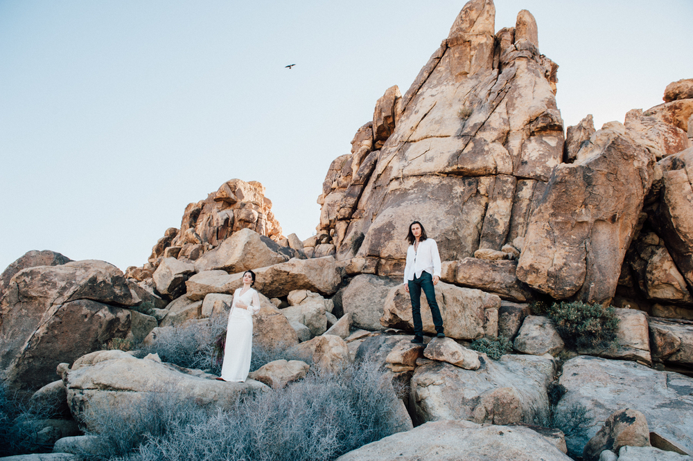 Joshua Tree Bridal