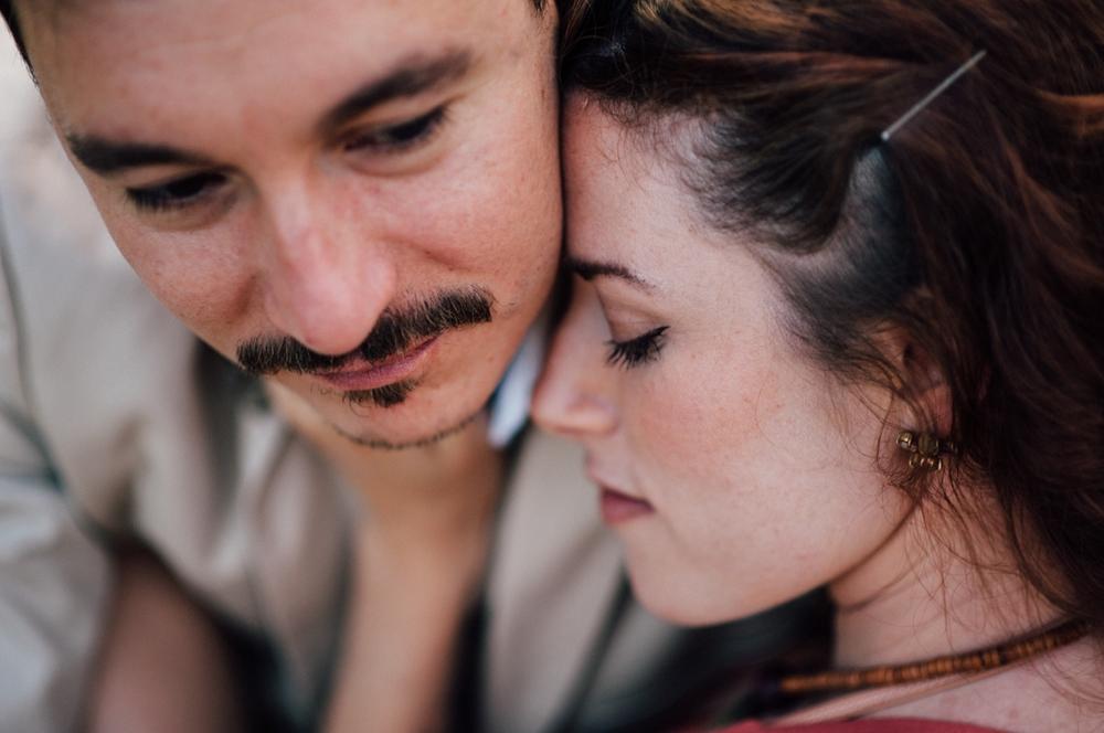 Toronto couple in love