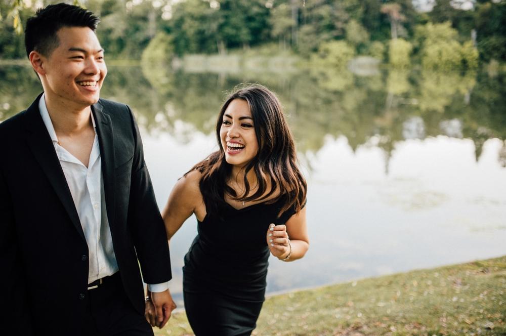 Happy Toronto wedding photography