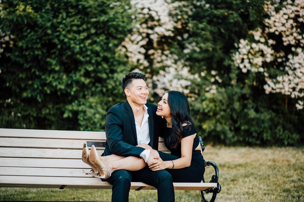 High Park wedding photography