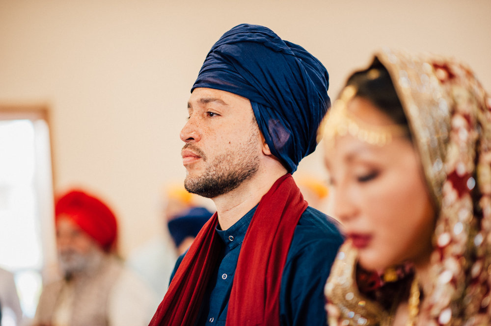 Sikh wedding Hamilton