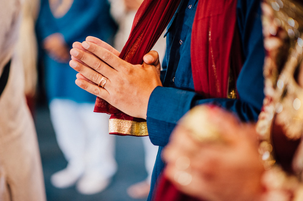Colourful Toronto Sikh wedding