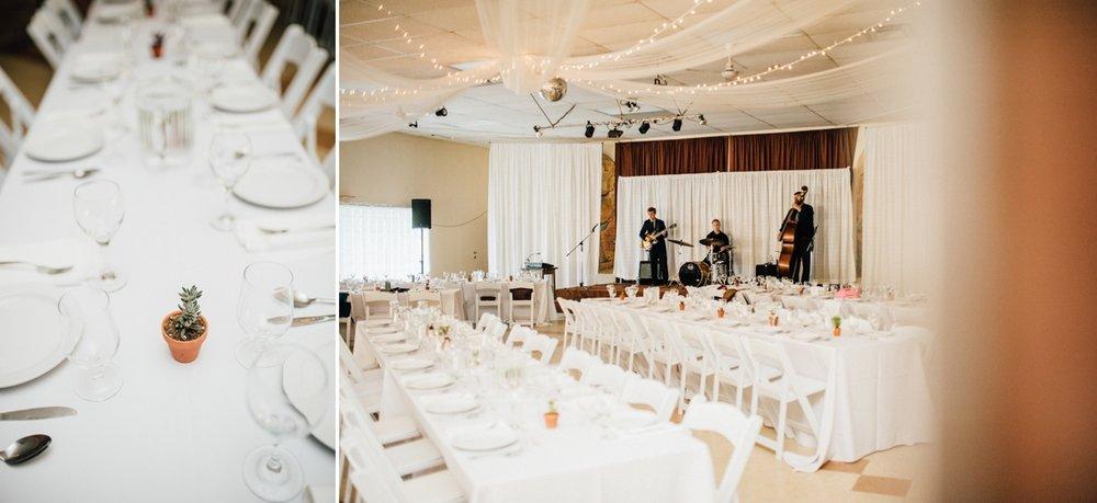 Toronto boho wedding details