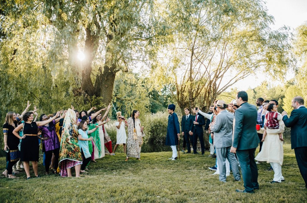 Ontario intimate wedding