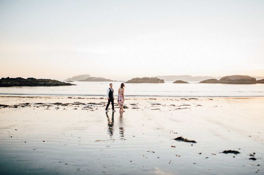 Tofino unconventional wedding