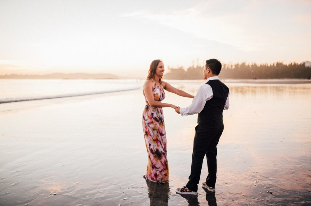 Best Tofino wedding