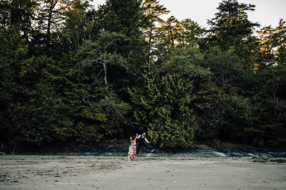 Beautiful Tofino photography