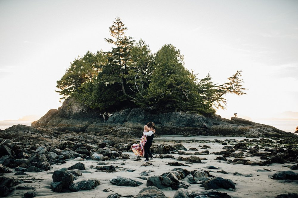 Adventurous Tofino photography