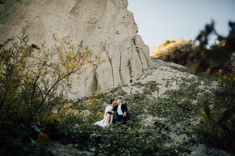 landscape wedding Toronto photography
