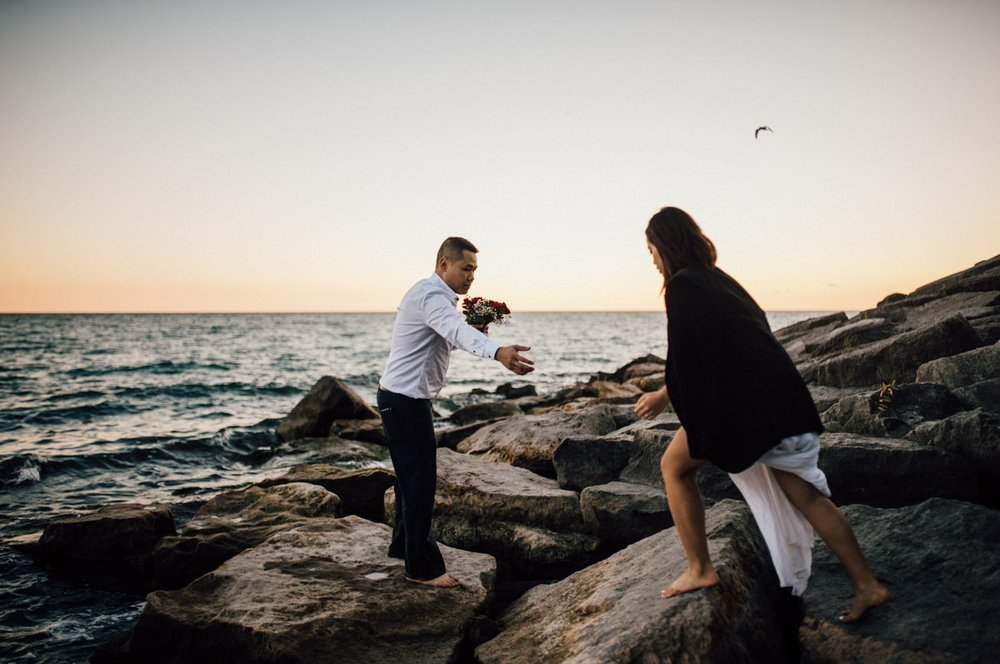 Emotive Toronto wedding photography